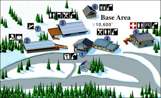 Wolf Creeek Base Area